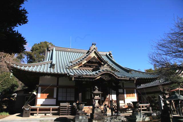 金蔵寺(寿老人)