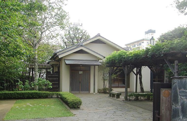 尾崎士郎邸